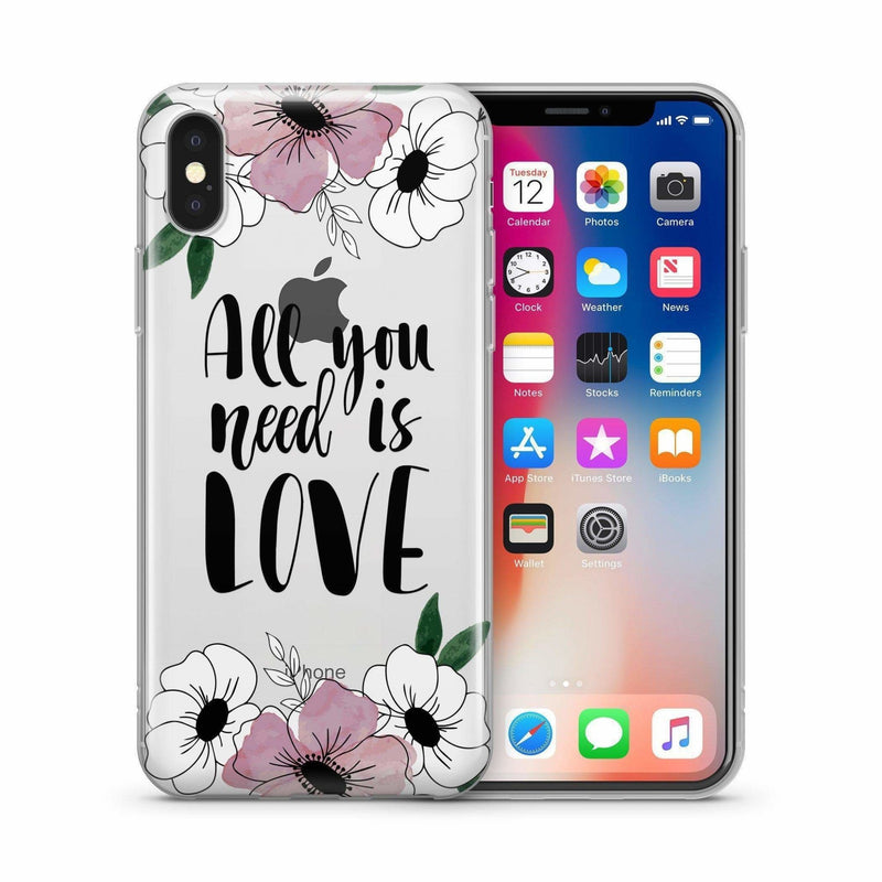 All You Need Is Love - Jelly Cases