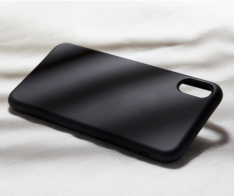 Black Original Silicone Case - Jelly Cases