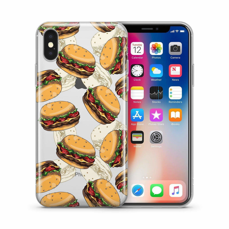 Burger Overload - Jelly Cases