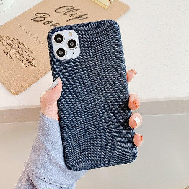 Canvas Case - Jelly Cases