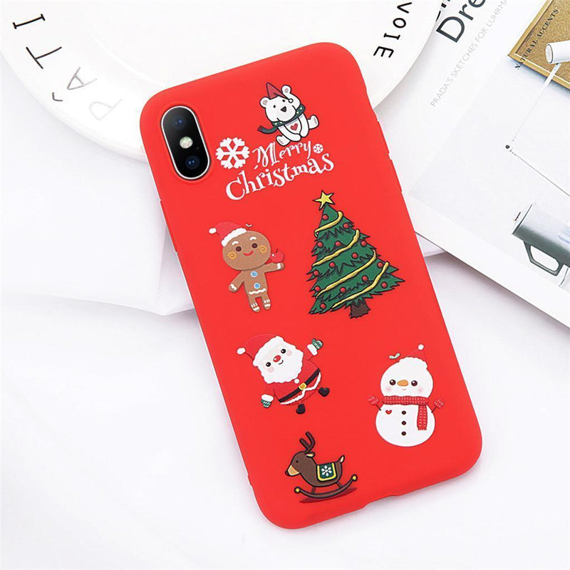 Christmas Tree Case - Jelly Cases