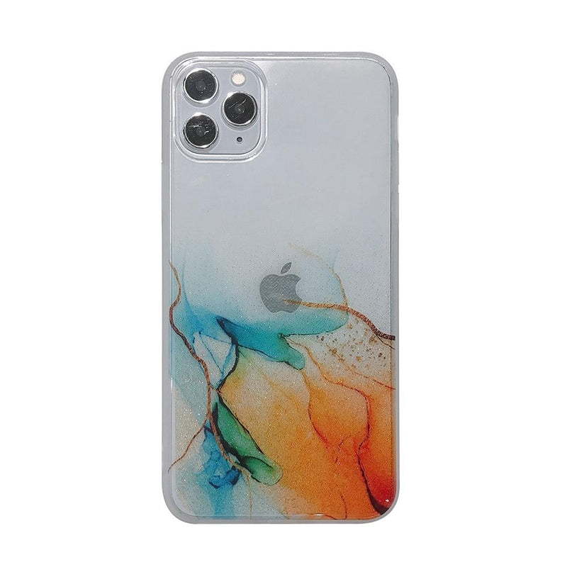 Clear Colorful Case - Jelly Cases