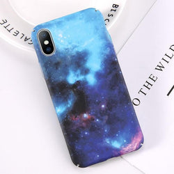 Colorful Galaxy Case - Jelly Cases
