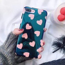 Cute Blu-Ray Heart Case - Jelly Cases
