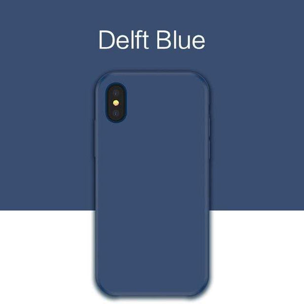 Delft Blue Original Silicone Case - Jelly Cases