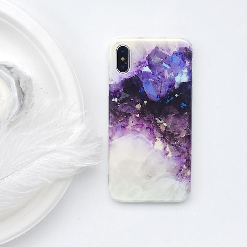 Geode Marble Case - Jelly Cases
