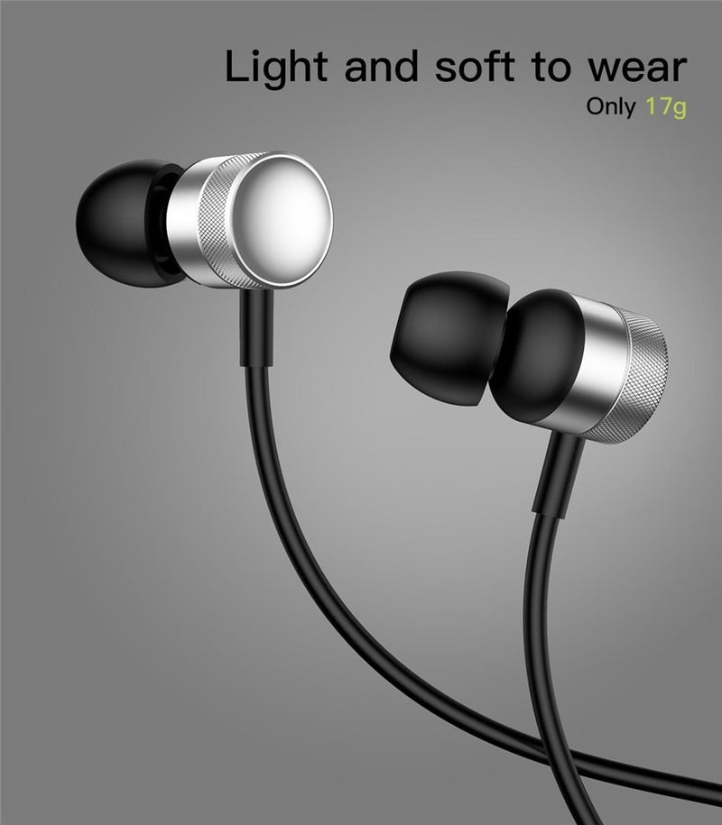 In-Ear Sport Earphones - Jelly Cases
