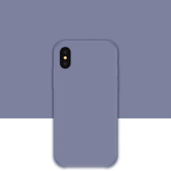Lavender Gray Original Silicone Case - Jelly Cases