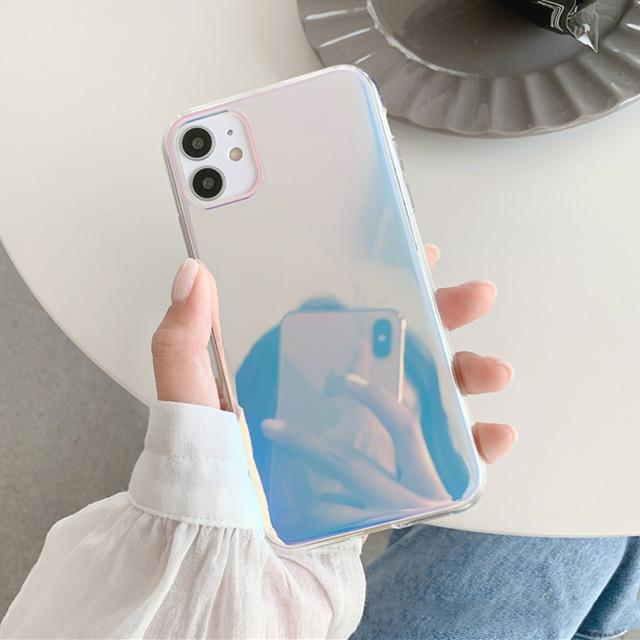 Luxury Mirror Case - Jelly Cases