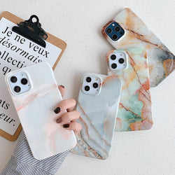 Marble Case - Jelly Cases