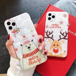 Merry Christmas Case - Jelly Cases