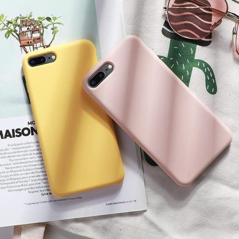 Pink Sand Original Silicone Case - Jelly Cases