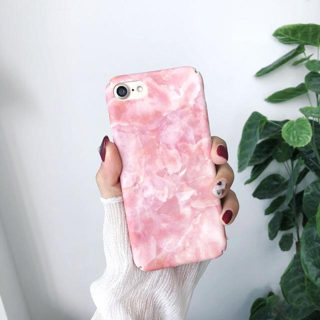 Pink Tone Crystal Case - Jelly Cases