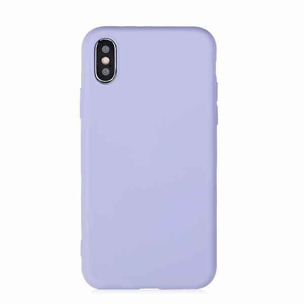 Purple Original Silicone Case - Jelly Cases