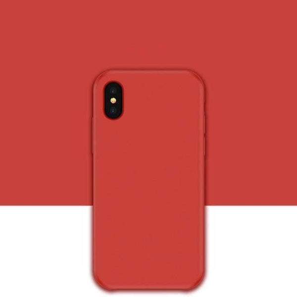 Red Original Silicone Case - Jelly Cases