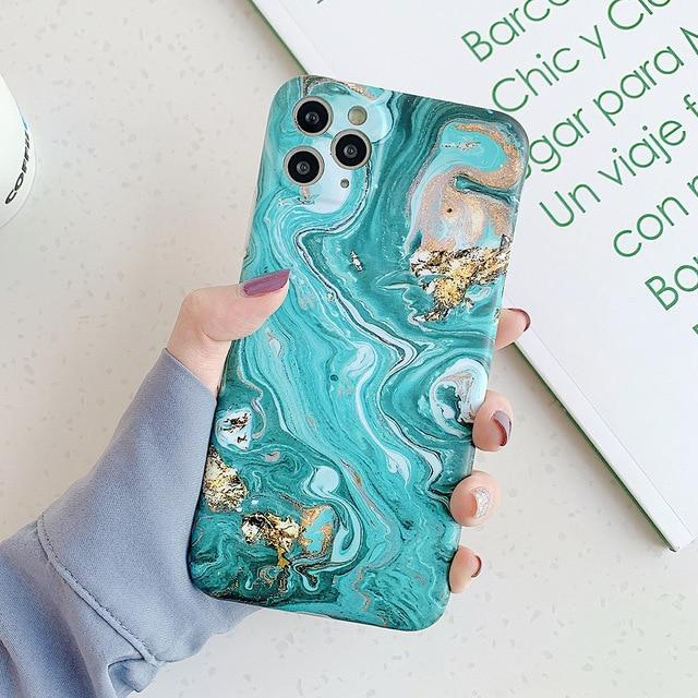Sea Marble Case - Jelly Cases
