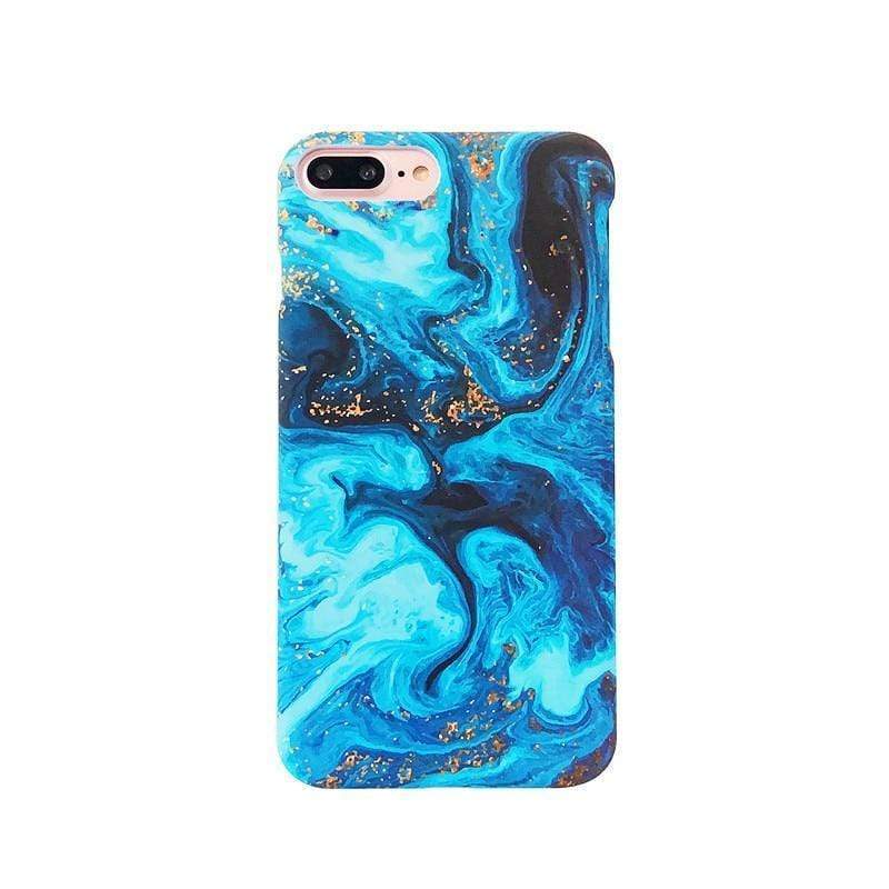 Sea Oil Painting Case - Jelly Cases