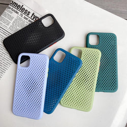 Shockproof Heat Dissipation Case - Jelly Cases