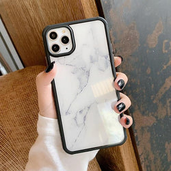 Shockproof Marble Case - Jelly Cases