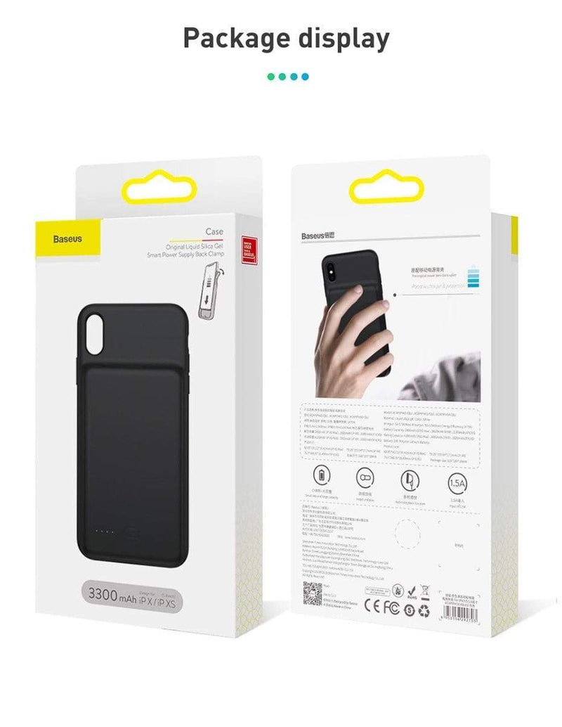 Silicone Battery Case - Jelly Cases
