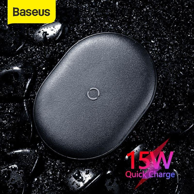 Single Wireless Charger - Jelly Cases