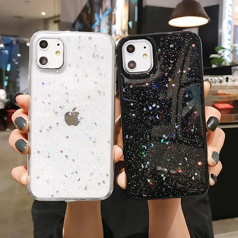 Star And Moon Case - Jelly Cases