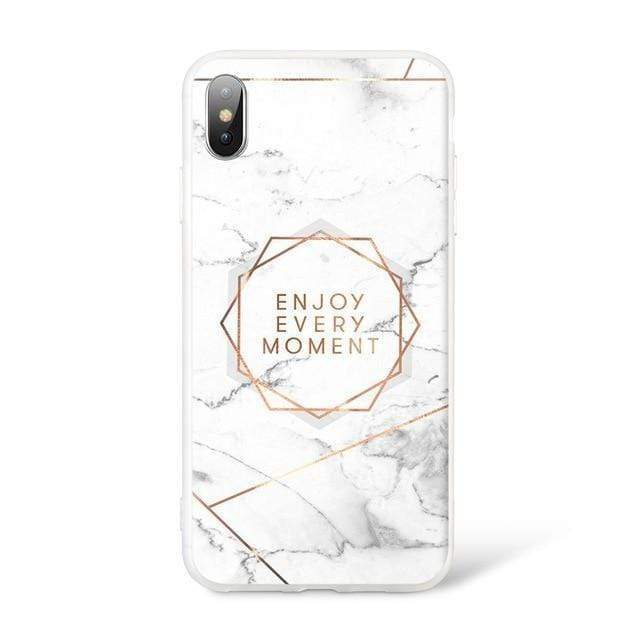 Statement Marble Case - Jelly Cases