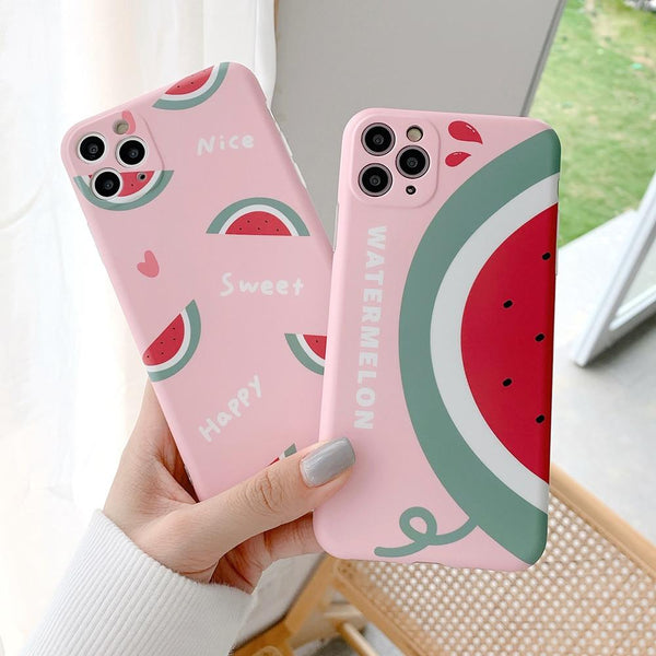 Watermelon Case - Jelly Cases