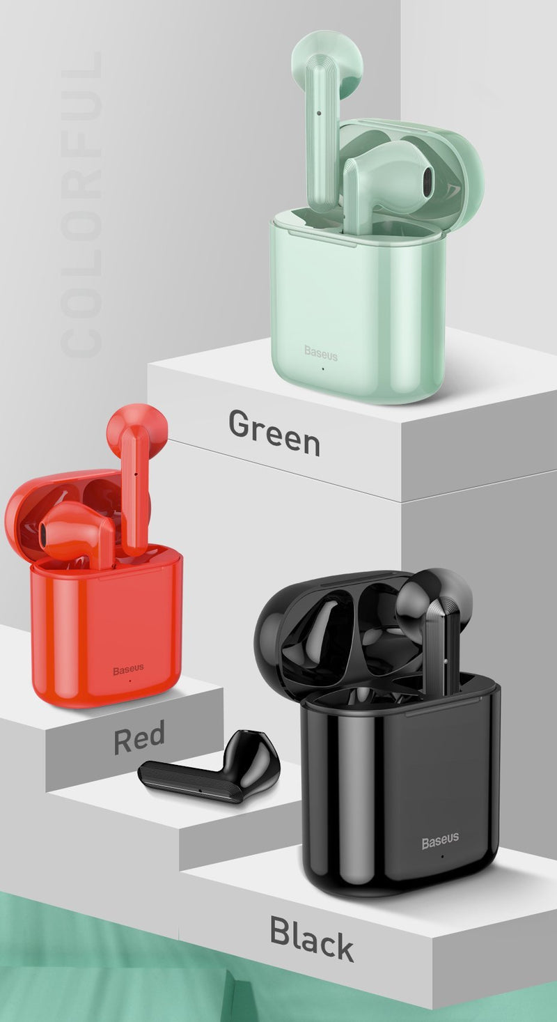 Wireless Bluetooth EarBuds - Jelly Cases