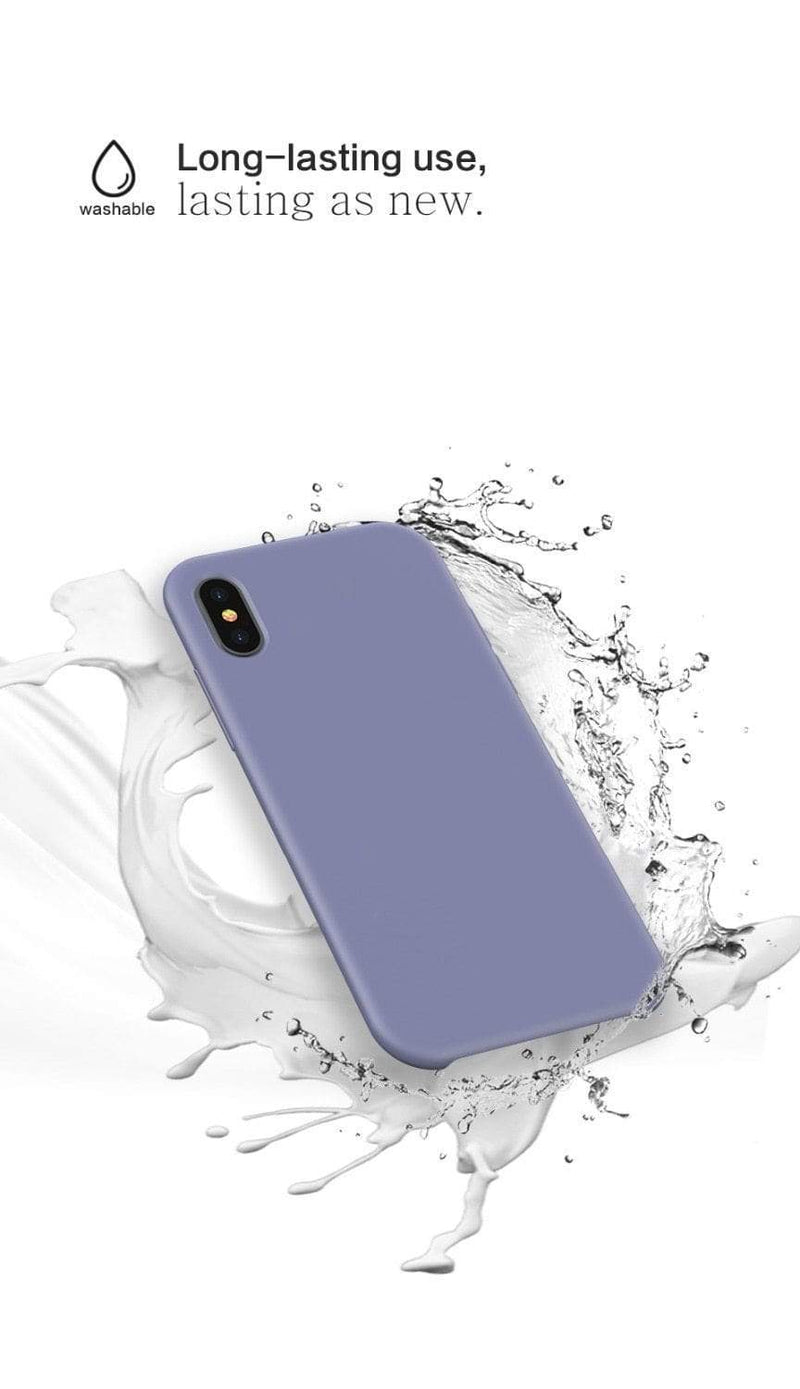 Yellow Original Silicone Case - Jelly Cases