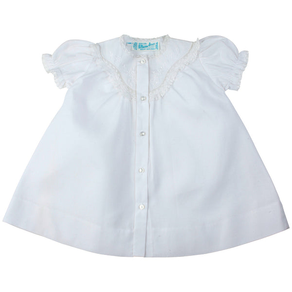 Layette Open Dress Daygown