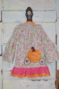 Fall Pumpkin Dress