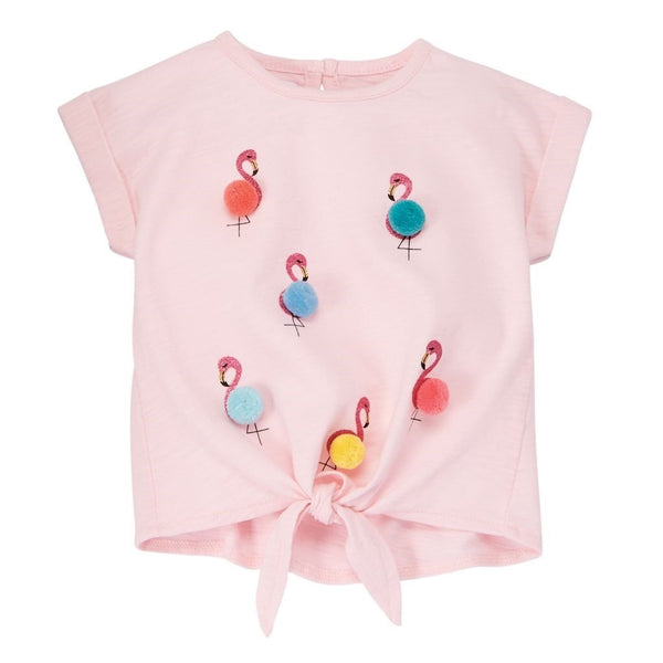 Mud Pie Flamingo Tees