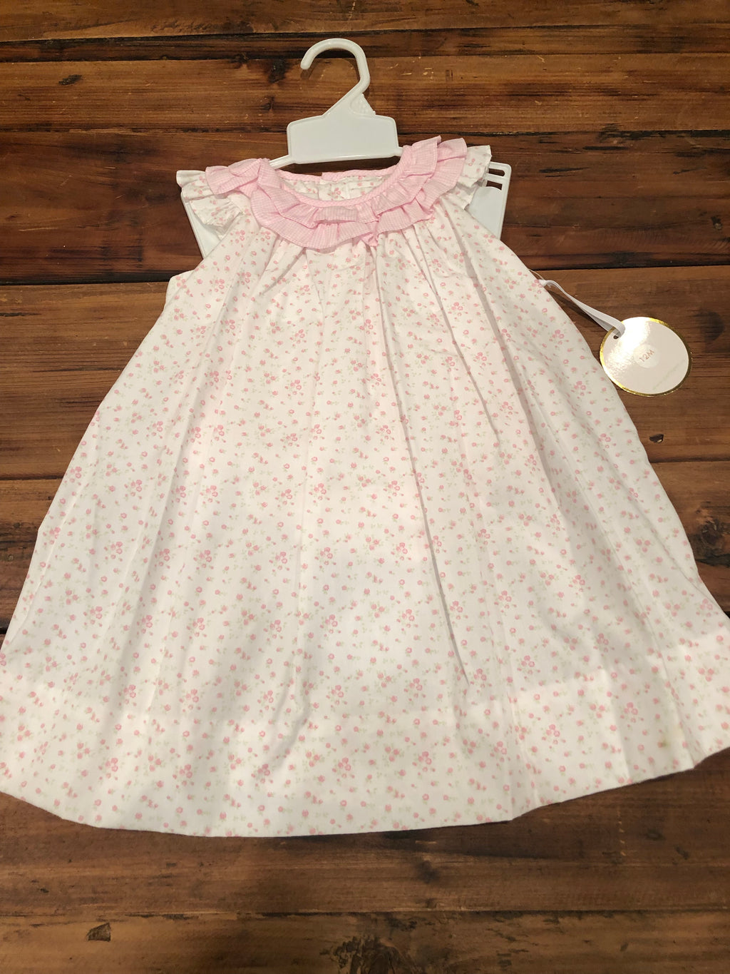 Petit Ami Dress with bloomers