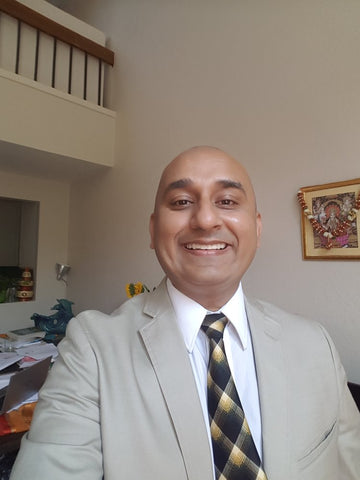 Kabir Deepak owner of Mystic of East, San Diego and Newport Beach
