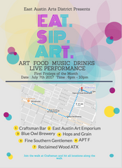 Eat Sip Art EAST