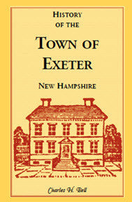 History of the Town of Exeter, New Hampshire