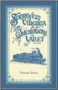 Southwest Virginia and Shenandoah Valley