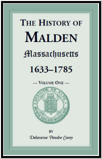 History of Malden, Massachusetts, 1633-1785