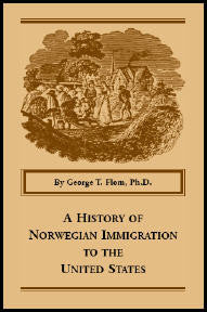 A History of Norwegian Immigration to the United States