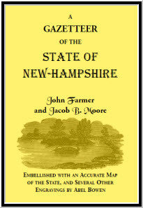 Gazetteer of the State of New Hampshire