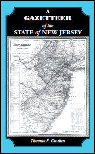 A Gazetteer of the State of New Jersey