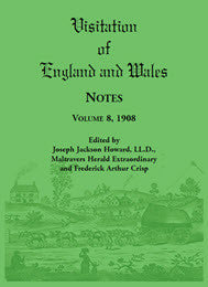 Visitation of England and Wales Notes : Volume 8, 1908