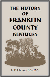 History of Franklin County, Kentucky