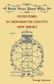 Inventors in Monmouth County, New Jersey, United States Patent Office