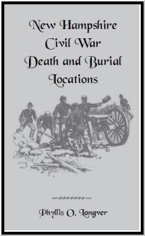 New Hampshire Civil War Death and Burial Locations