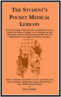 The Student's Pocket Medical Lexicon