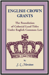 English Crown Grants