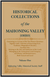 Historical Collections of the Mahoning Valley (Ohio)