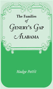 The Families of Genery's Gap, Alabama